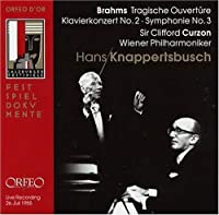 Tragic Overture by J. Brahms (2013-05-03)