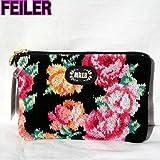 (フェイラー)FEILER フェイラーポーチ フェイラーポーチ【フェイラー正規品】 FEILER ラウラ 11cm×16cm