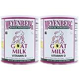 【2個セット】メインバーグ ゴートミルク 粉末タイプ (葉酸、ビタミンD配合) 340g [海外直送品]