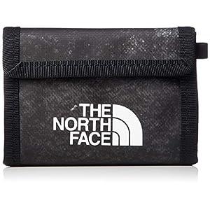 [ザ・ノース・フェイス]小銭入れ BC Wallet Mini ホワイトスラッシュモプリント