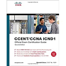 Ccent/Ccna Icnd1 Official Exam Certification Guide (Ccent Ex