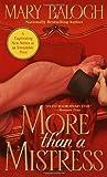 More than a Mistress (The Mistress Trilogy)