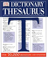 DK Concise Dictionary/Thesaurus