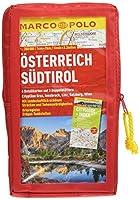 MARCO POLO Kartenset Oesterreich, Suedtirol 1:200 000