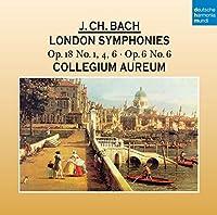 Johann Christian Bach: Londoner Sinfonie by COLLEGIUM AUREUM