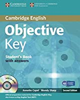 Objective Key. Student's Book with answers with CD-ROM: 2nd Edition