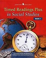 Timed Readings Plus in Social Studies: Book 5
