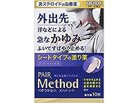【第3類医薬品】メソッド シート 10枚 ×2