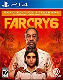 Far Cry 6 SteelBook Gold Edition (輸入版:北米) - PS4