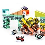 QBI(キュービーアイ) PLUS プログラミング的思考を育てる磁石ブロック知育玩具 3歳から小学生まで