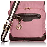 [ベネトン] BENETTON Shoulder Bag 4BE2164J4 Rose 32 (ローズ)