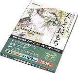 ナカバヤシ ラミネートフィルム 100枚入 307×430mm A3 LPR-A3-E