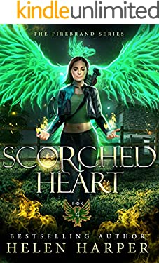 Scorched Heart (The Firebrand Series Book 4)