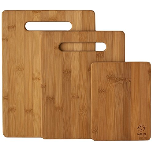 【天然素材】TAKEMI 竹製 まな板 3点セット 抗菌 軽量...