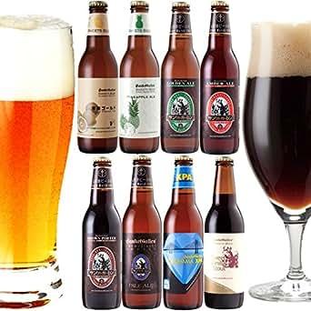 <夏限定「パイナップルエール」入> クラフトビール 8種8本 飲み比べセット