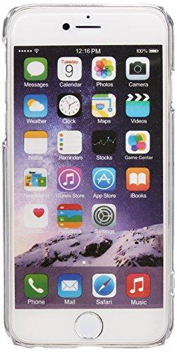 iPhone6s/6ケース/iJacket/ディズニーキャラクター/ハードケース/クリア/ゴールド箔押し/マリー/PG-DCS843MAR