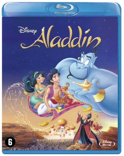 Aladdin [Blu-ray] [Import anglais]