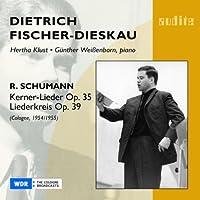 Schumann - Kerner-Lieder; Liederkreis (Dietrich Fischer-Dieskau) by Dietrich Fischer-Dieskau (2007-03-31)