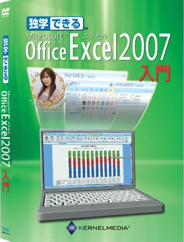 端逆説離れて独学できる Microsoft OfficeExcel2007入門