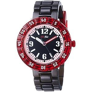 [フリック フラック]FLIK FLAK 腕時計 SNORKELING BLACK (シュノーケリング・ブラック) Power Time 7+キッズ ボーイズ FCSP057 ア・デイ・アット・ザ・ビーチ 【正規輸入品】 FCSP057 ボーイズ 【正規輸入品】