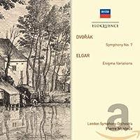 Dvorak: Symphony No. 7. Elgar: Enigma Variations