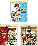 【Amazon.co.jp限定】Disney トイ・ストーリー3本セット [Blu-ray]