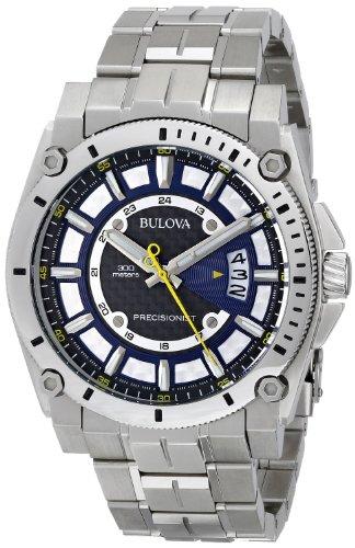 ブローバ BULOVA プレシジョニスト 腕時計 クオーツ 96B131 メンズ [並行輸入品]