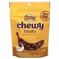 Nutro - 本物のバナナと犬のため歯ごたえのお菓子 - 4ポンド