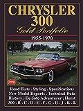洋書「Chrysler 300 Gold Portfolio  1955-1970」