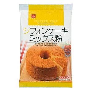 共立食品 シフォンケーキミックス粉 200g×6袋