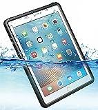 iPad Pro 11インチ 完全 防水ケース 耐震 防雪 防塵 耐衝撃 カバー 全面保護 IP68防水規格 アイパッドケース アイパッドカバー 防水カバー 耐衝撃カバー 薄型 アイパッド ストラップ付き お風呂 アウトドア A1980 / A2013 / A1979 (ipad Pro 11インチ用)