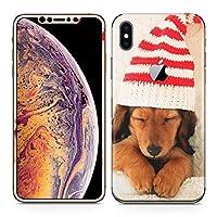 スマコレ iPhonexs max アイフォン 全面スキンシール フル 背面 側面 正面 液晶 ステッカー 保護シール スマホ スマートフォン