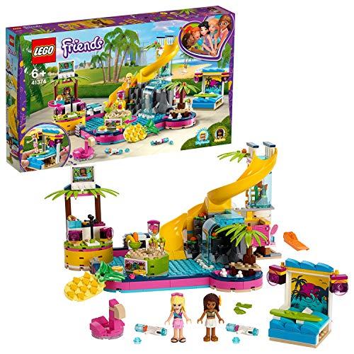 レゴ(LEGO) フレンズ フレンズのプールパーティ 41374