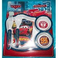ディズニーピクサーカーズ3ピース食器セット