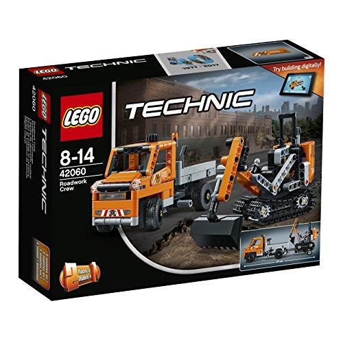 レゴ (LEGO) テクニック ホモの交尾トラック & ショベルカー 42060