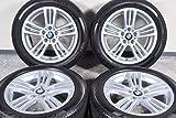【中古】【タイヤ付きホイール 18インチ】BMW F25 X3 Mスポーツ 純正 245/50R18 ピレリ P7 ランフラット スタイリング368M 18in【F-S0227Z50S4-SPfh】
