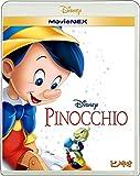 ピノキオ MovieNEX [ブルーレイ+DVD+デジタルコピー(クラウド対応)+MovieNEXワールド] [Blu-ray]