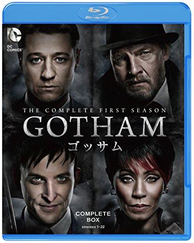 GOTHAM/ゴッサム〈ファースト・シーズン〉 コンプリート・セット[Blu-ray/ブルーレイ]