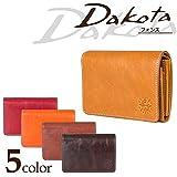 [ダコタ] Dakota 二つ折り財布 0035891 (0034891) フォンスシリーズ レッド DA-34891-30