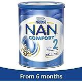 NESTLÉ NAN COMFORT 2, Follow-On Formula 6-12 Months Powder – 800g