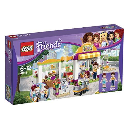 レゴ (LEGO) フレンズ ハートレイクスーパーマーケット 41118
