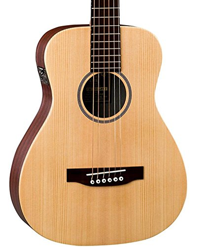 【マーティン】 Martin X Series LX1E Little Martin Acoustic Guitar Natural アコースティックギター【並行輸入品】BUYBOAZ