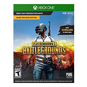 Playerunknown's Battlegrounds - Game Preview Edition (輸入版:北米) - XboxOne