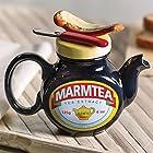 Marmteaティーポット–Marmite Jar Inspired–10オンス容量