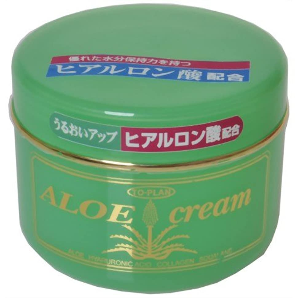 バトル確かめるアークTO-PLAN(トプラン) ヒアルロン酸?アロエエキス?スクワラン配合アロエクリーム170g