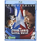 Captain america 3 : civil war [Blu-ray]