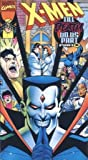 X-Men: Till Death Do Us Part 1 [VHS] [Import]