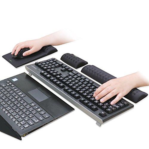 エレコム マウスパッド リストレスト セット COMFY 疲労軽減 パソコン作業サポート