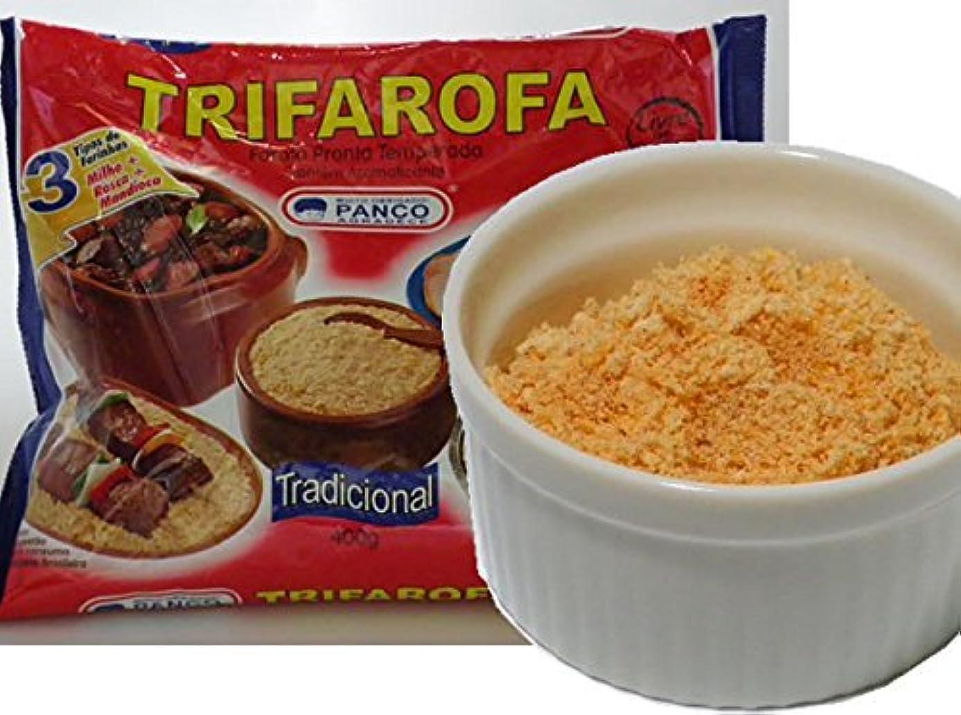 目を覚ますテザー近代化するファロッファ/400g/キャッサバ粉加工品/TRIFAROFA