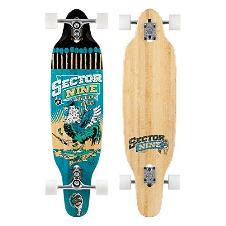Sector 9 Striker Complete Skateboard Blue 【You&Me】 [並行輸入品]